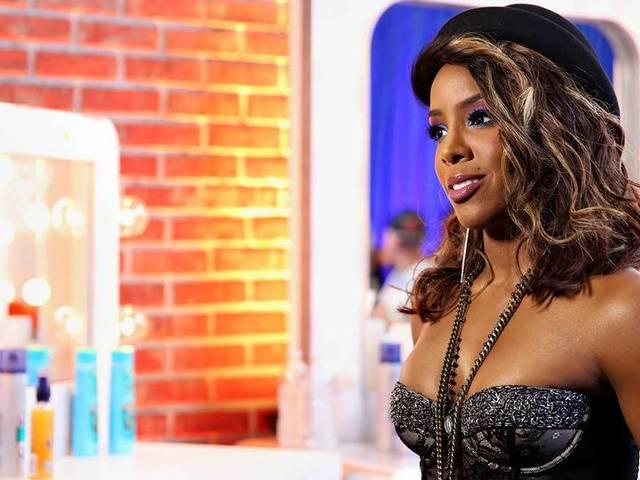 """Kelly Rowland: """"I Feel Sexier Now That I'm a Mom!"""""""