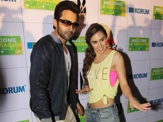 Jacky Bhaganani and Lauren Gottlieb_