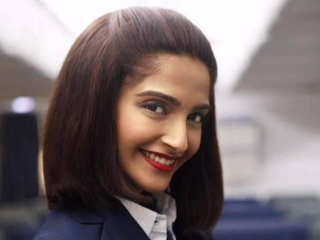 FIRST LOOK: Sonam Kapoor ditches her tresses to play Neerja Bhanot