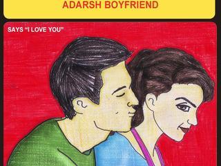 aadarsh boyfriend