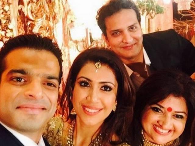 Karan Patel_Ankita Bhargava_