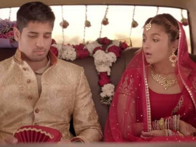 Alia Bhatt and Sidharth Malhotra got married?