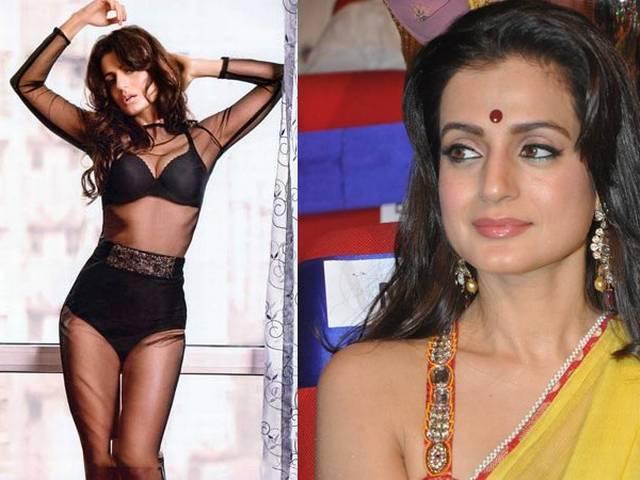 ethnic vs lingerie