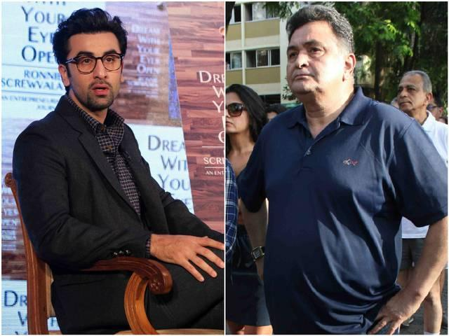 I look up to my father's opinions: Ranbir Kapoor