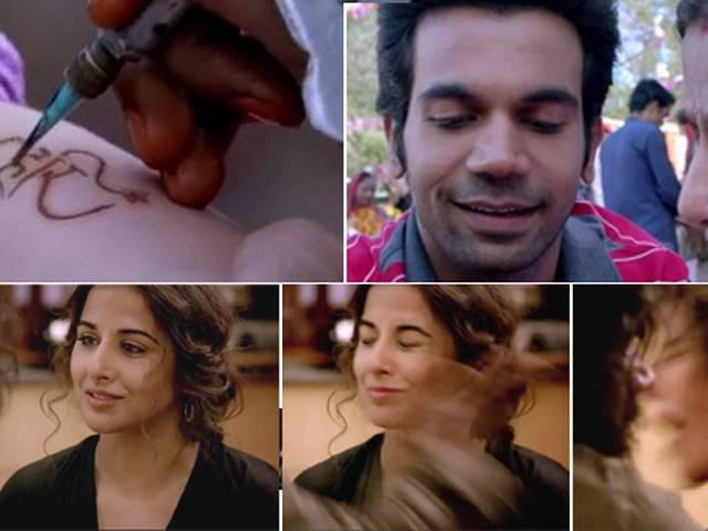 Watch Video: Rajkummar Rao SLAPS Vidya Balan
