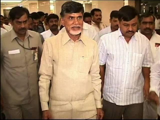 andhra pradesh: farmer attempts suicide during chife minister's gahering