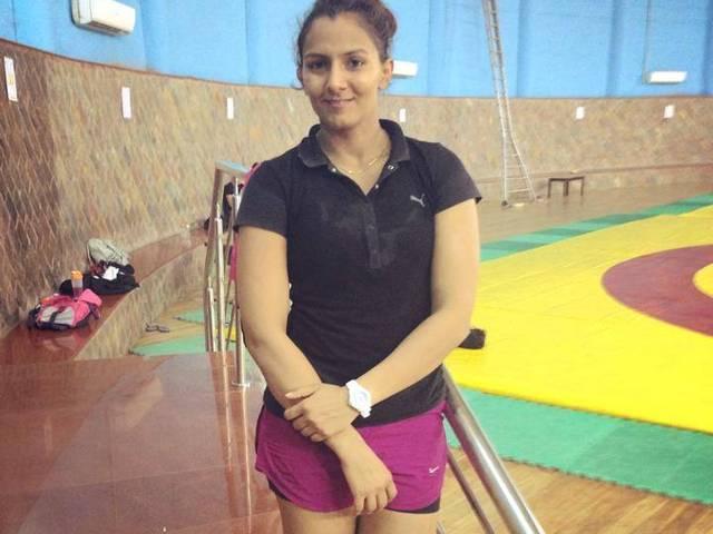 Geeta Phogat_