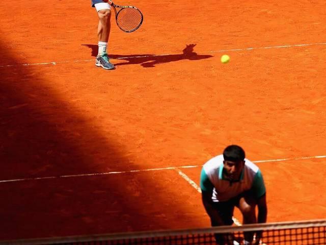 Rohan Bopanna_Madrid Open_Mens Double_