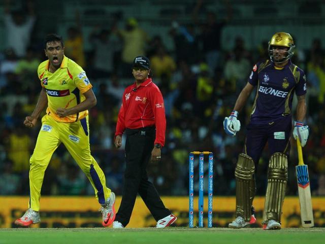 MS Dhoni_Chennai Super Kings_R Ashwin_IPL_Rajasthan Royals_