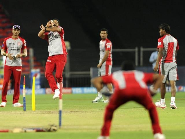 Royal Challengers Bangalore_Kings XI Punjab_IPL_Virat Kohli_George Bailey_