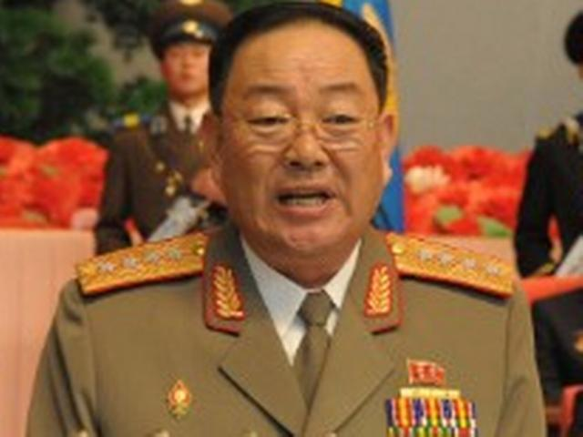 North Korea defence minister 'executed' for sleeping