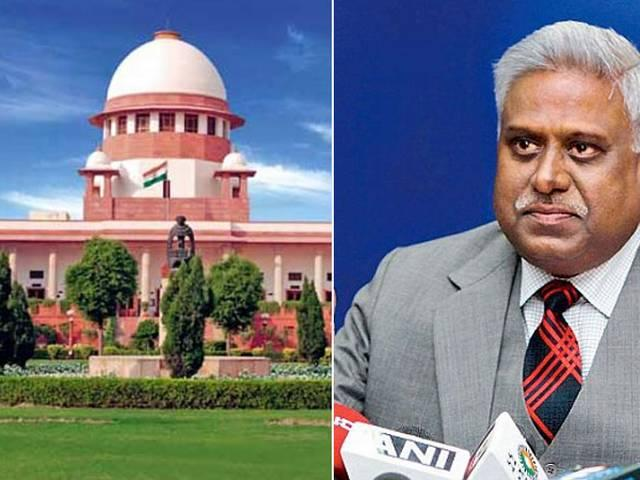 Sinha's meetings inappropriate, need to be investigated: SC