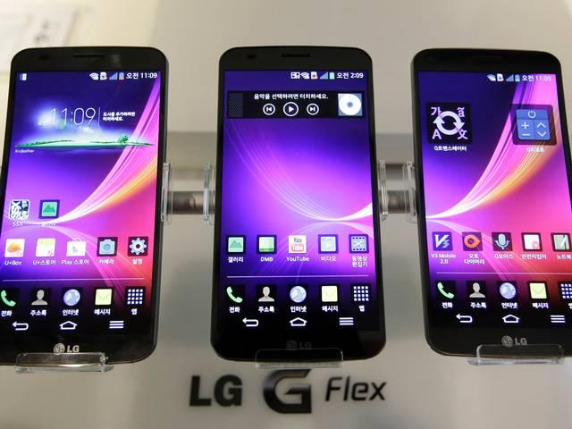 LG Launches the G Flex 2 in India for Rs. 54990