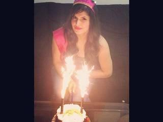 Zareen Khan_