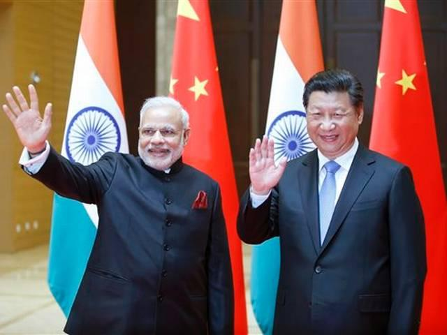 Second day of PM Modi's 3 day China visit today, will hold bilateral talks with Chinese premier