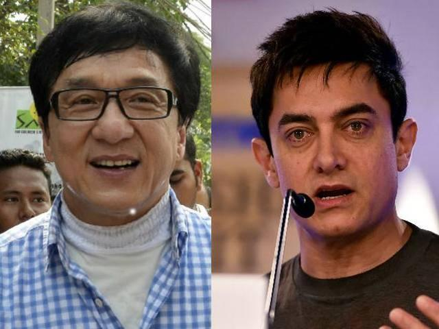 "Aamir Khan, Jackie Chan to start in ""Kung Fu Yoga"""