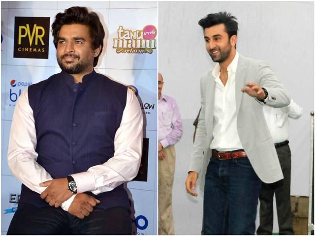 R Madhavan admires Ranbir Kapoor's work