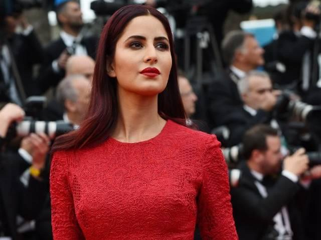 Cannes Film Festival 2015: Katrina Kaif Looks Red Hot in Elie Saab on 2nd Day