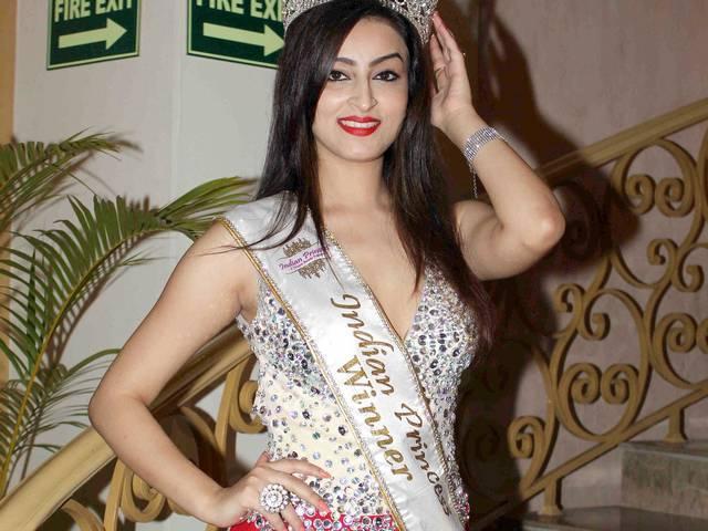 Press conference of Indian Princess 2015 Season 6