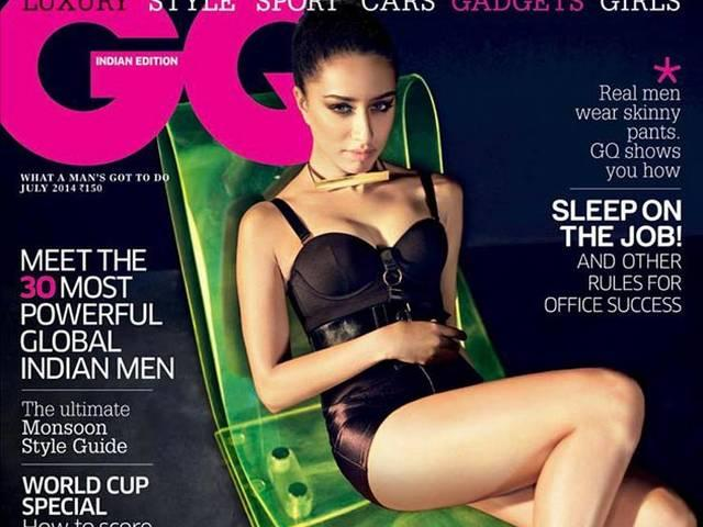 Magazine cover_