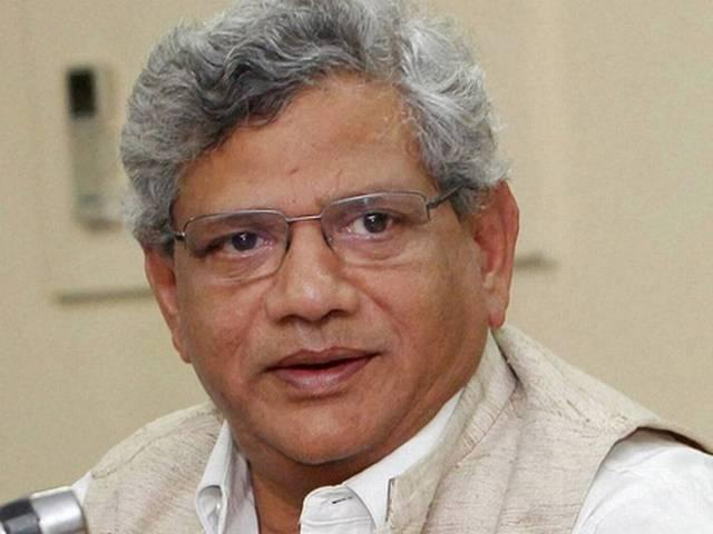 Modi's first year in power a disaster for country: Yechuri