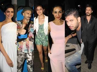 Piku success party hosted by Deepika Padukone_