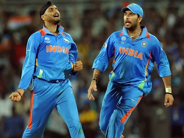 Team India_Harbhajan Singh_Yuvraj Singh_Virat kohli_Test Cricket_