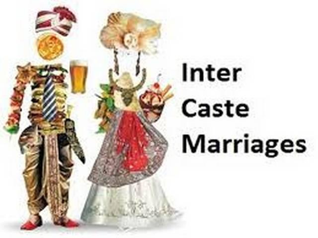 intercast marriage