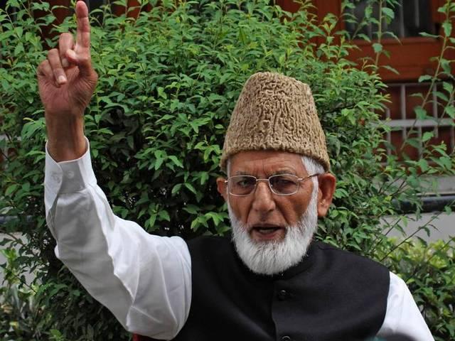 Jammu and Kashmir_Peoples Democratic Party_Bharatiya Janata Party_Syed Ali Geelani.