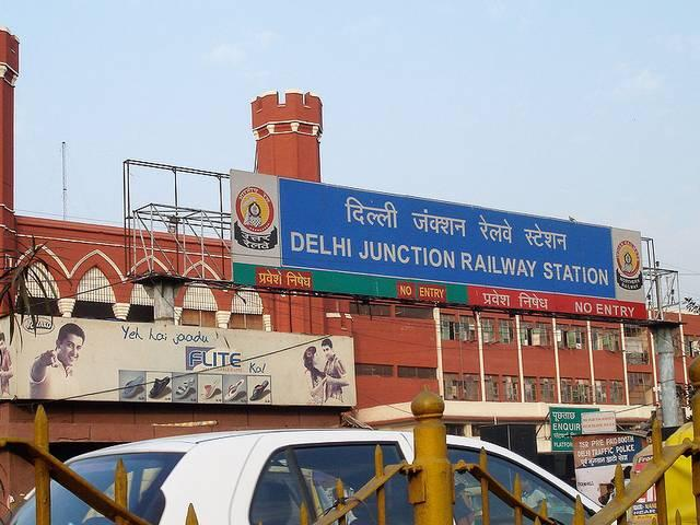 5-yr-old raped at Old Delhi railway station