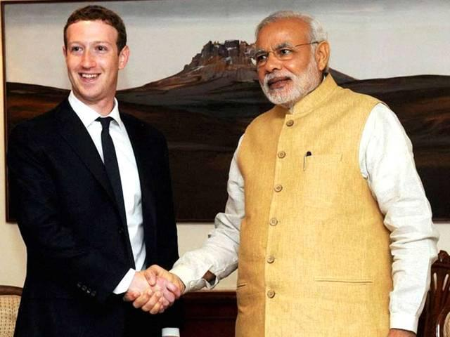 Modi gains 12 million Facebook followers in first year as PM