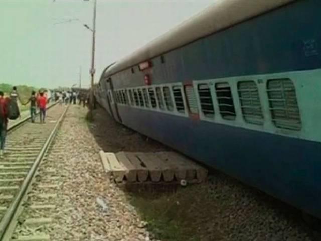 Jammu Tawi Express derails in Uttar Pradesh