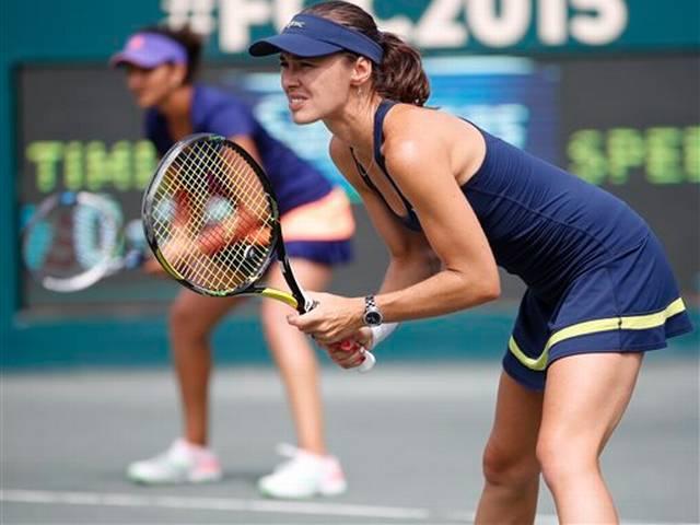 Sania Mirza_Martina Hingis_Tennis_
