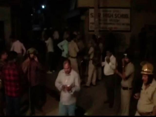 Faridabad Atali gaon riots