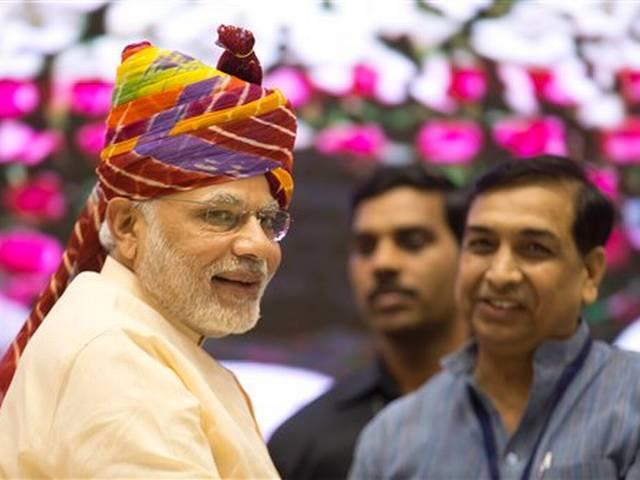 Modi reaches out to farmers