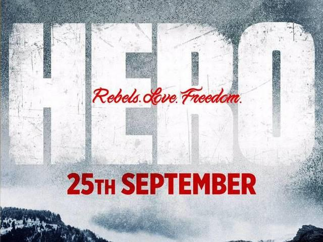 Check it out: First look poster of Salman Khan's 'Hero' revealed