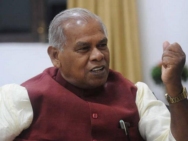 Bihar poll: Former CM Manjhi in Delhi for talks with BJP