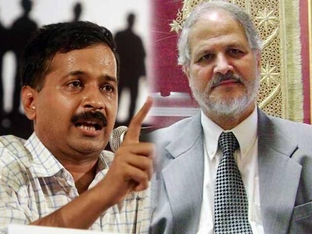 Delhi_LG_Kejriwal