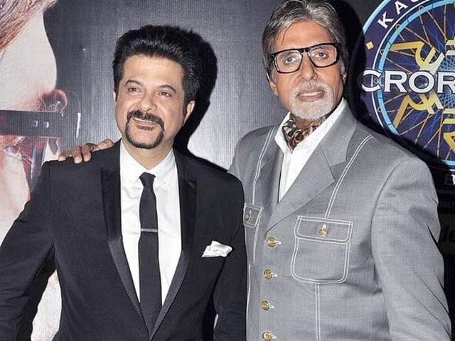 Amitabh Bachchan_Anil Kapoor_Bollywood_
