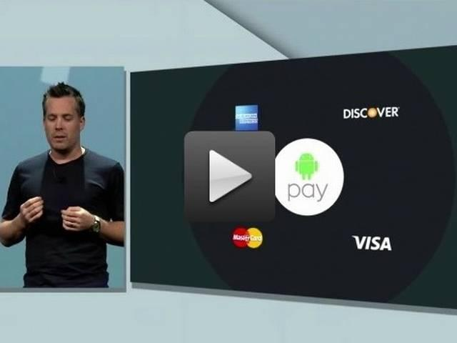 Google introduces Android Pay,