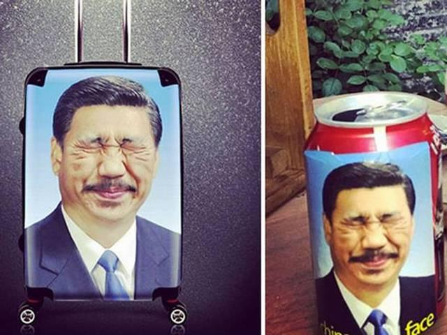 Chinese artist detained over Xi Jinping 'anus face' portraits