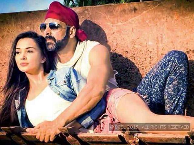 Singh is Bling_Akshay Kumar_Lara Dutta_Prabhu Deva_