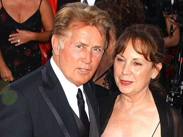 Martin Sheen calls his wife 'scariest woman'