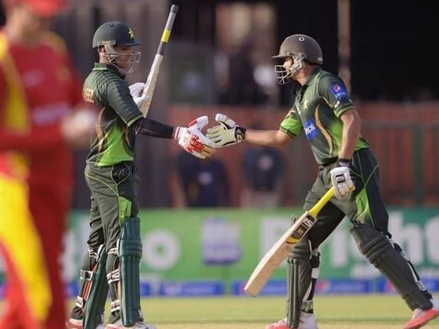 Pakistan Cricket Team_