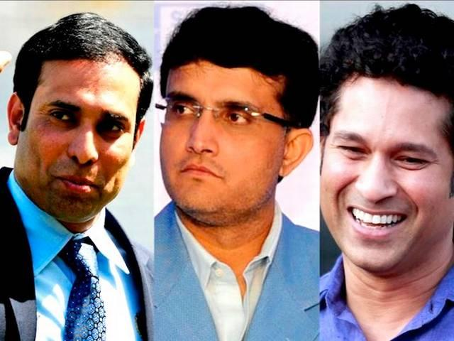 sachin, saurav and laxman will be decide team india blue print