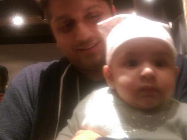 Mohit Suri's daughter's first look revealed