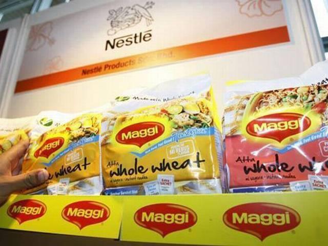 Nestle India takes Maggi off the shelves
