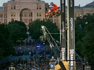 X Games BMX Vert Final