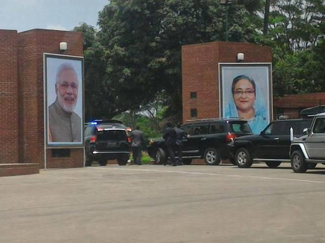 Modi_ Bangladesh_tour_Media_coverage