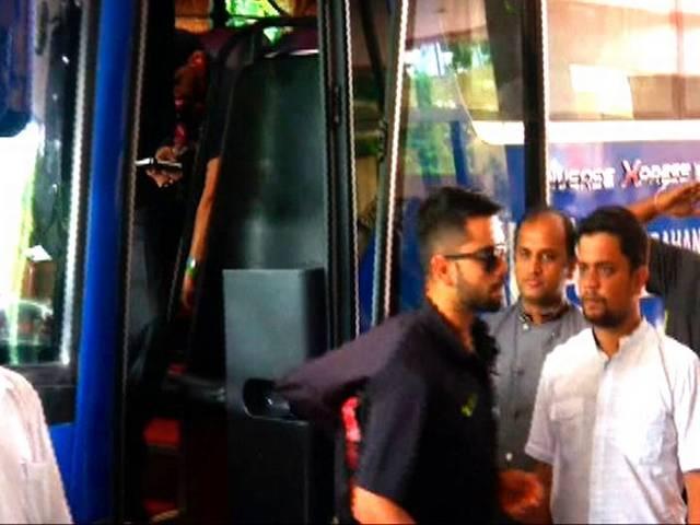 Team India_Bangladesh Cricket Team_Virat Kohli_Ajinkya Rahane_